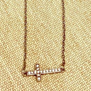 Jewelry - Brighton Starry Night Cross Necklace